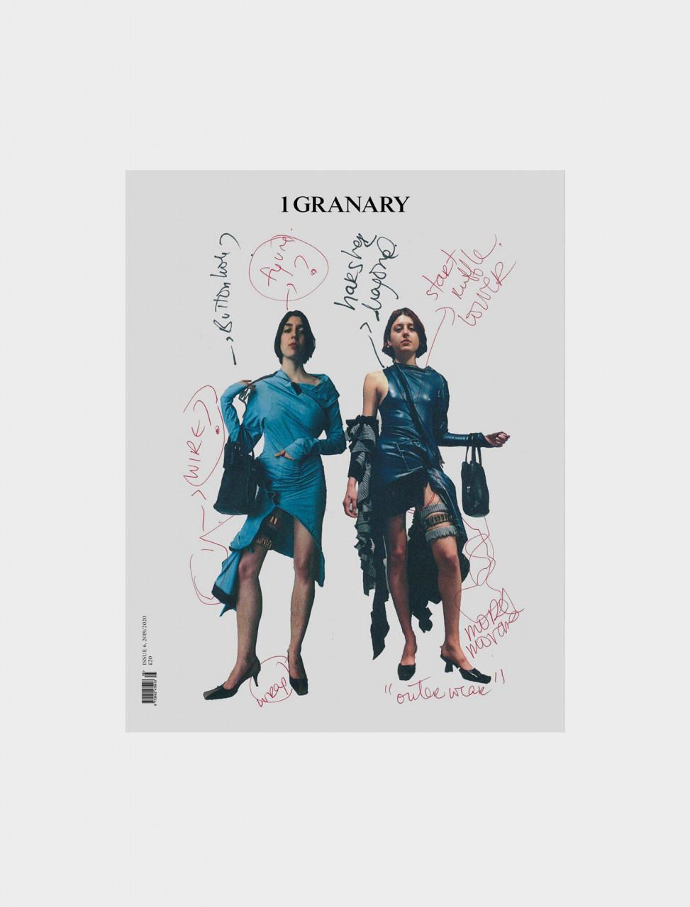 1 Granary Magazine - Issue 006 2019/2020