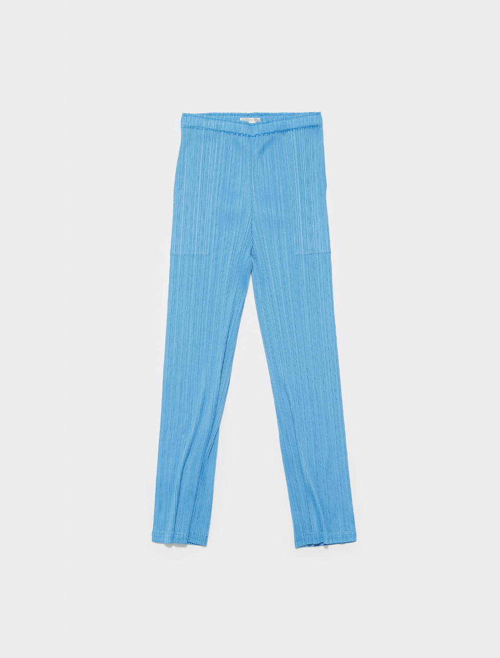 PP16JF533-70PLEATS PLEASE ISSEY MIYAKE TROUSER LIGHT BLUE