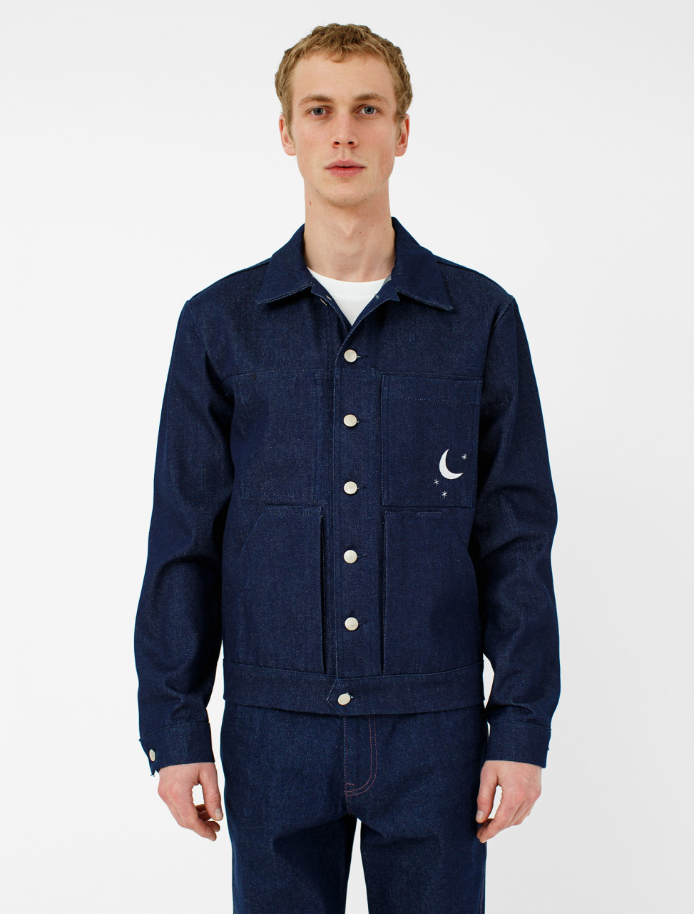 Bimbo Unchained Denim Jacket