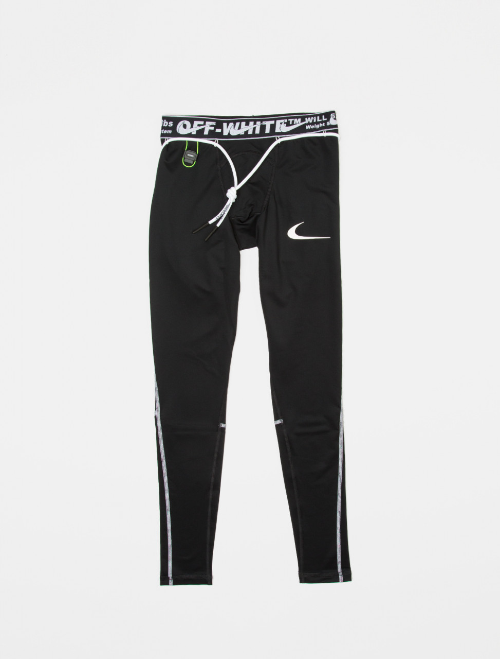 x Off-White Pro Tights in Black