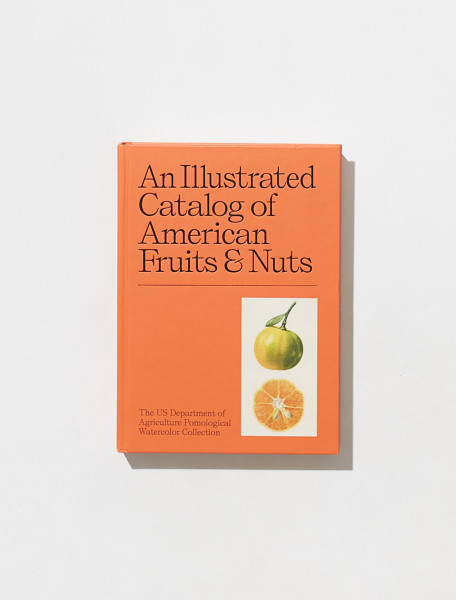 9781733622042 AN ILLUSTRATED CATALOG OF AMERICAN FRUITS & NUTS