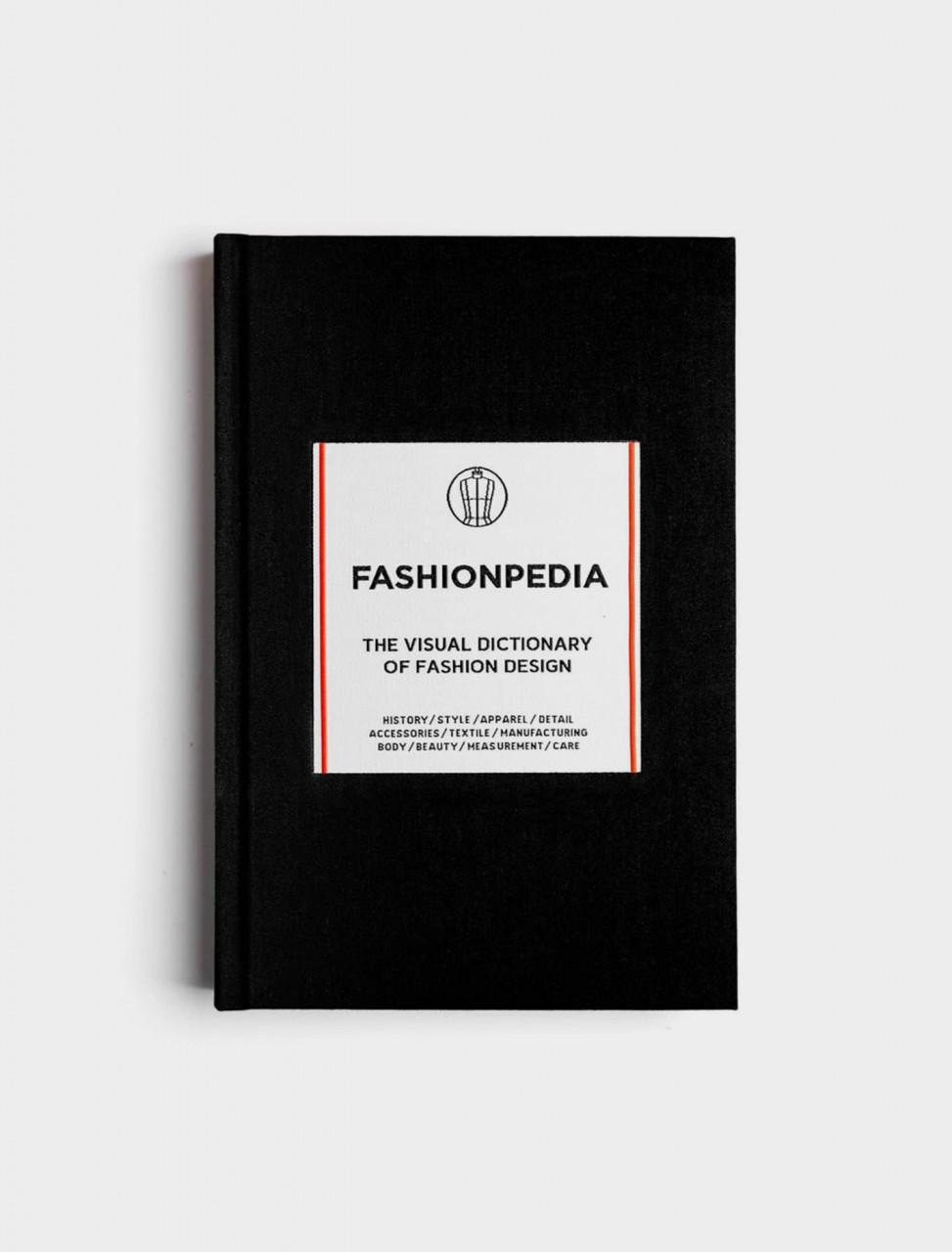 Fashionary Fashionpedia: The Visual Dictionary of Fashion Design