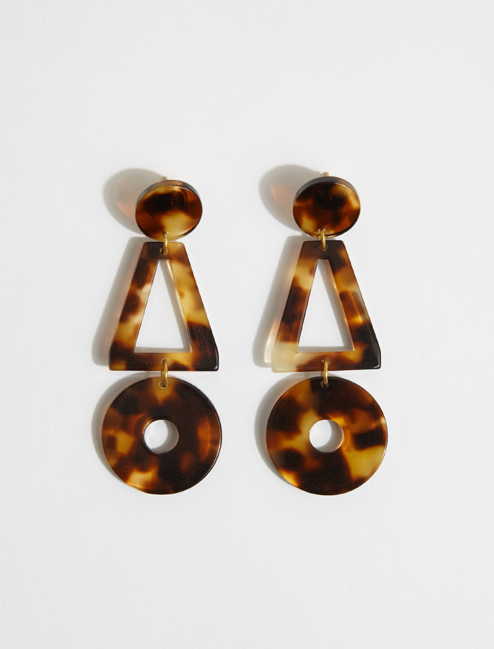 1000730 APRES SKI LIS EARRINGS IN TORTOISE