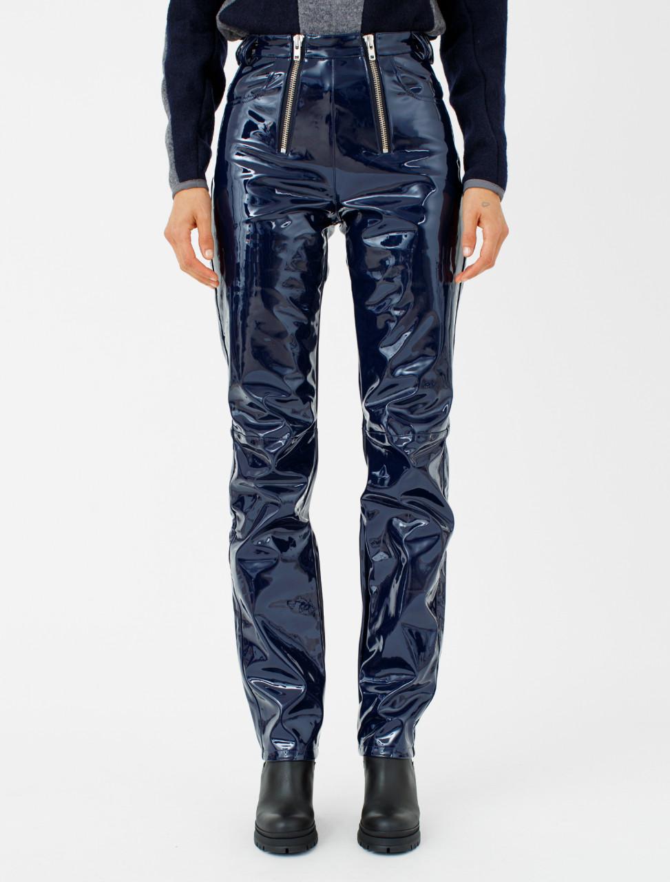Frey Vinyl Trouser