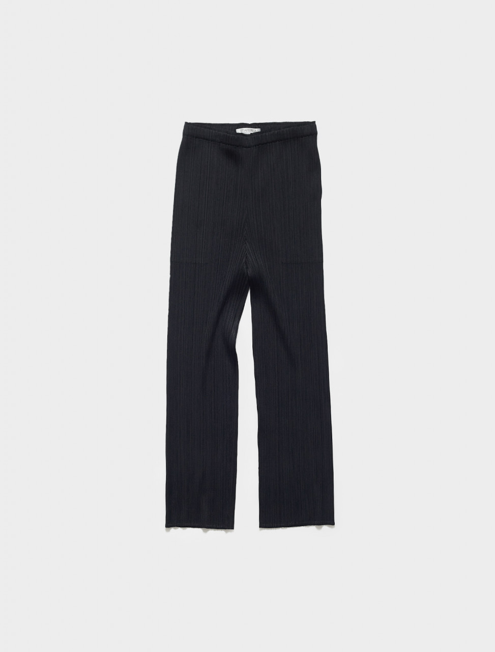 PP16JF111-15 PLEATS PLEASE Issey Miyake Pleated Trousers in Black