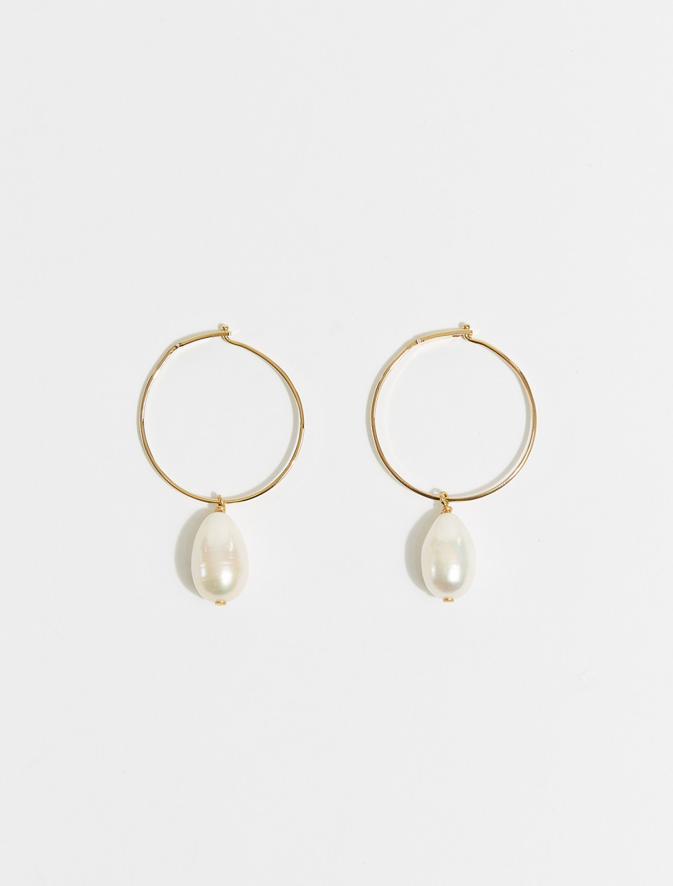 JSWS837140-WSS80039-716 JIL SANDER CORD EARRINGS