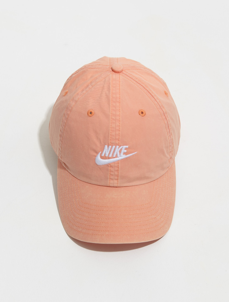 DH2424 808 NIKE HERITAGE 86 CAP IN APRICOT AGATE