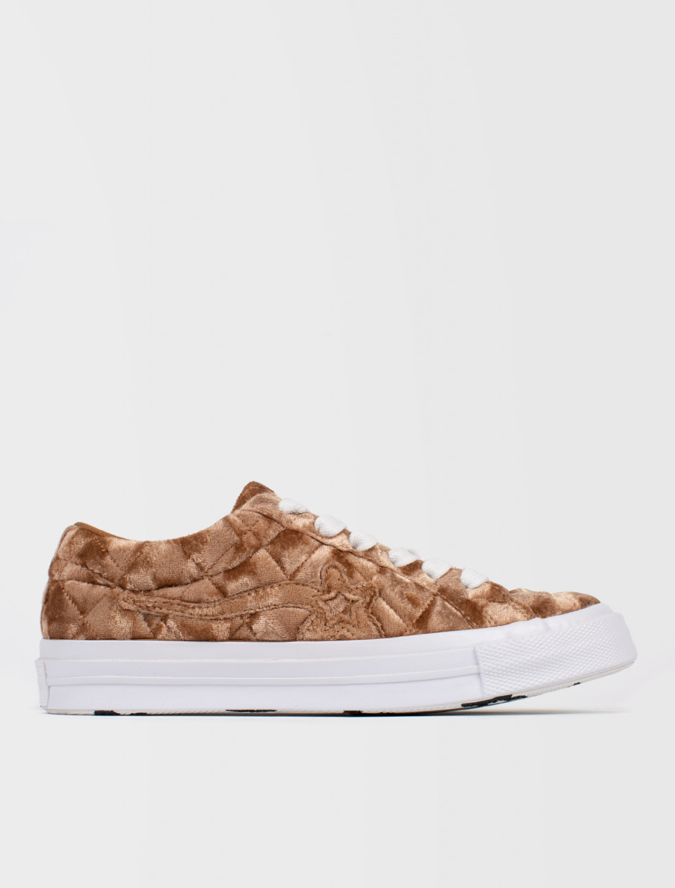 x GOLF le FLEUR OX Quilted Sneaker