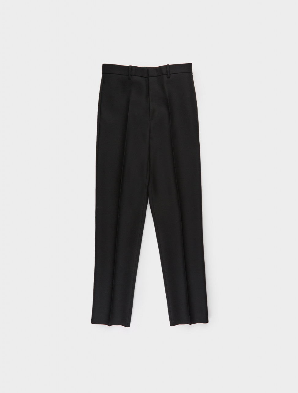 130-JSMR310401-MR201000-001 JIL SANDER Regular Fit Trouser in Black