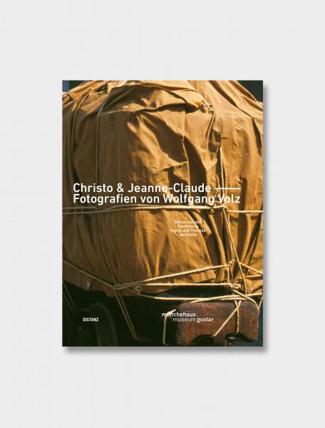 978-3-95476-257-6 Christo & Jeanne-Claude - Fotografien von/Photographs by Wolfgang Volz