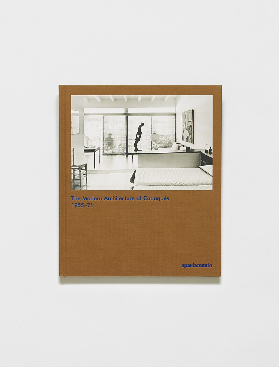 9788409256273 THE MODERN ARCHITECTURE OF CADAQUES
