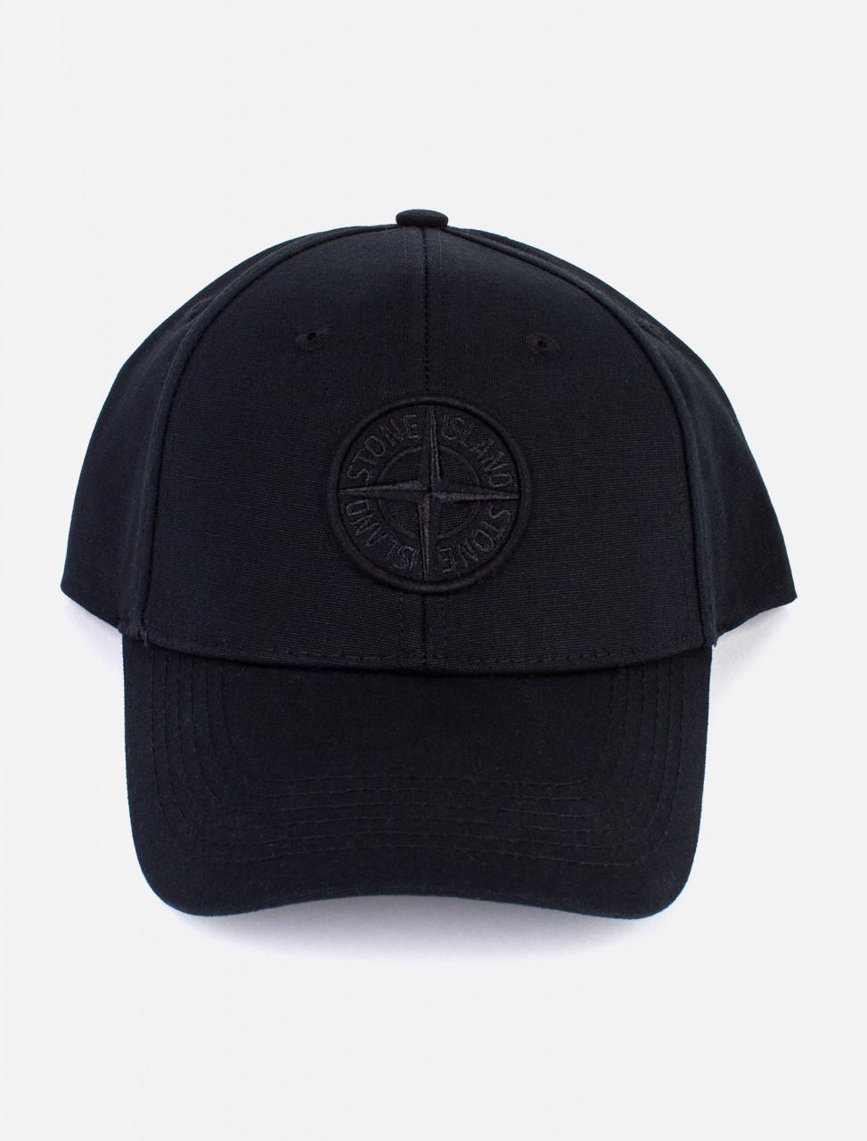 SI Black Baseball Cap