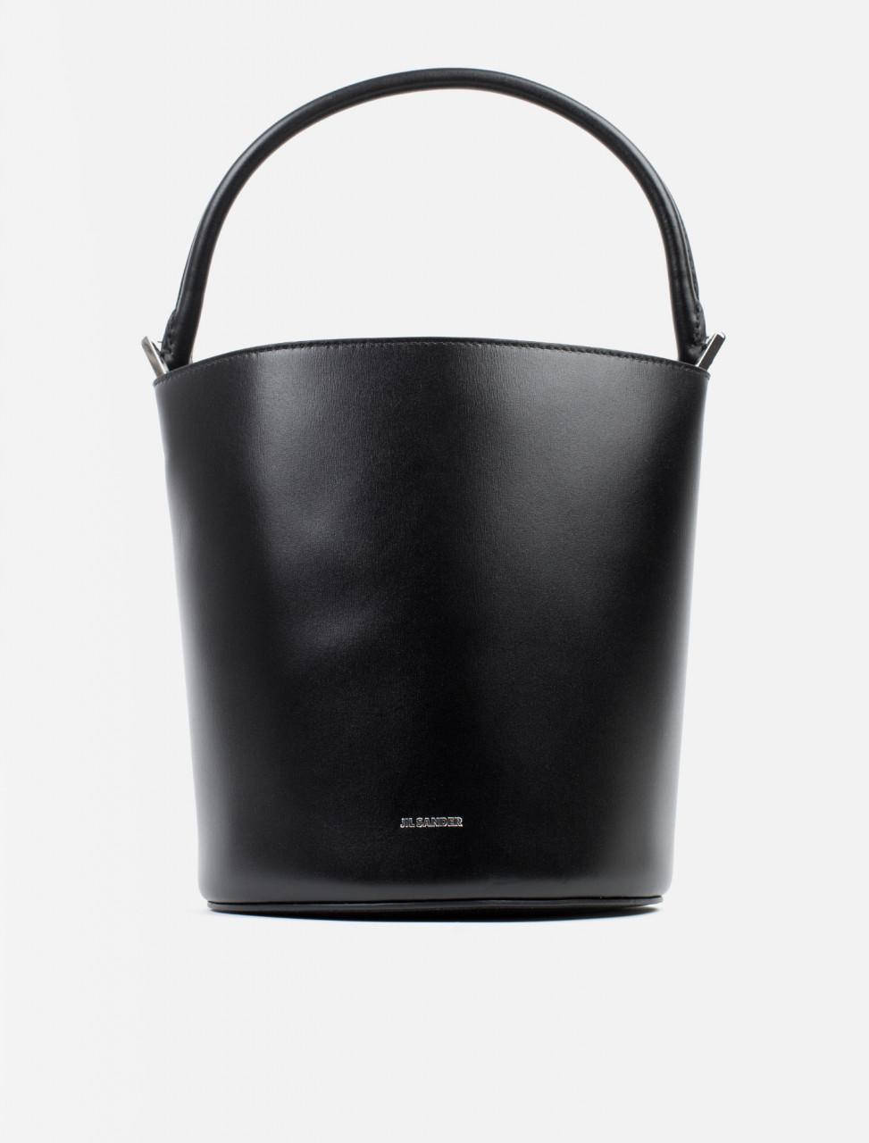 Small Drawstring Basket Bag