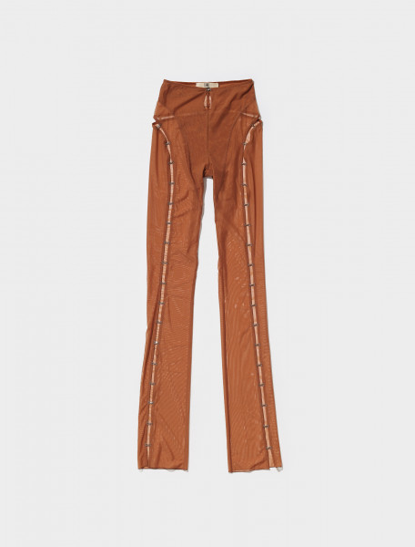 FW21 SHDTR0AT KNWLS SHADE TROUSERS IN AMERICAN TAN