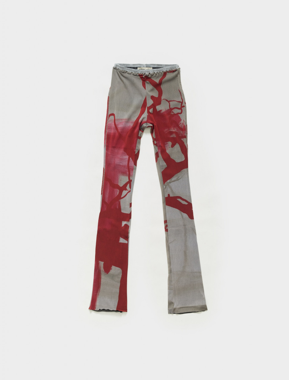 SS21PA07MAP OTTOLINGER MESH PANTS IN PINK