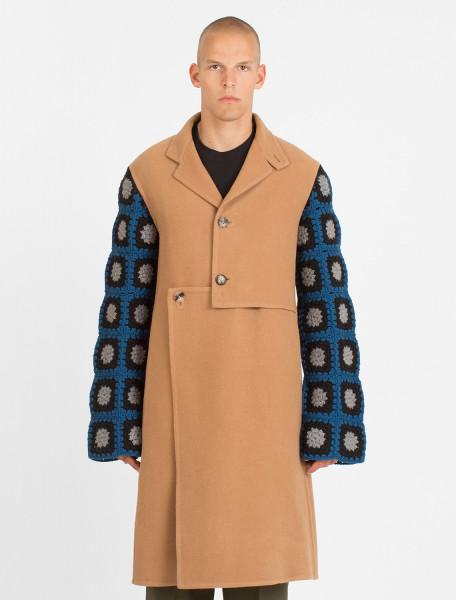 Cut Out Coat