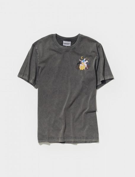 Sinderella T-Shirt in Washed Black