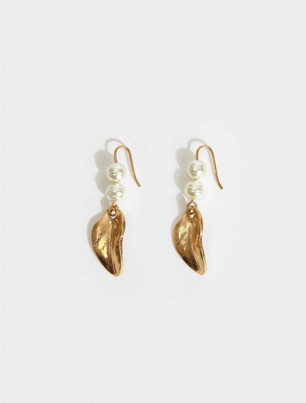 ORMV0271A0-00Y65 MARNI EARRING GOLD