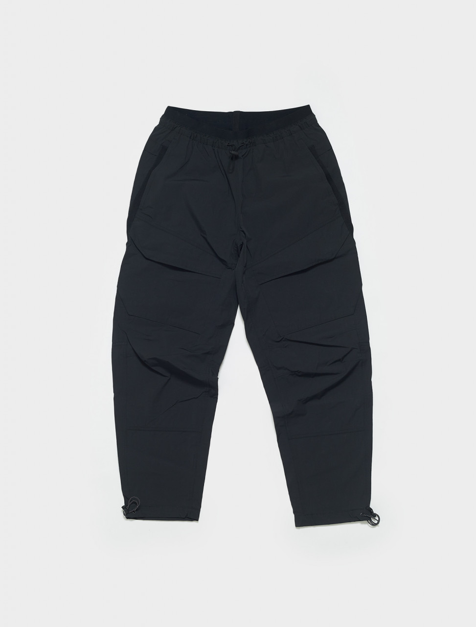 CU3761-010 NIKE TECH PACK WOVEN TROUSERS BLACK
