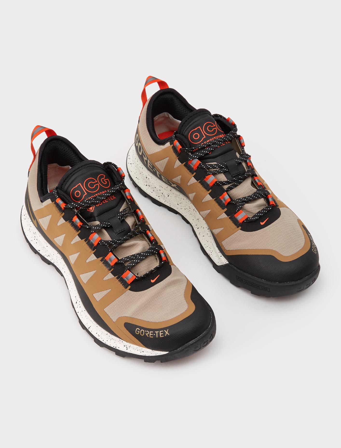 Nike ACG Air Nasu Gore-Tex Khaki & Golden Beige   END.