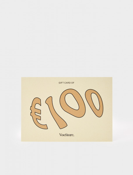 VV100-P VOO STORE GIFT CARD 100