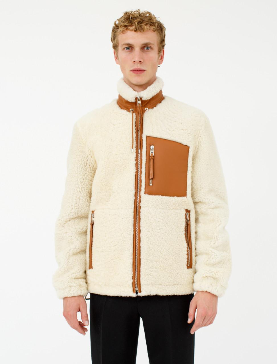 Chaqueta Shearling Jacket