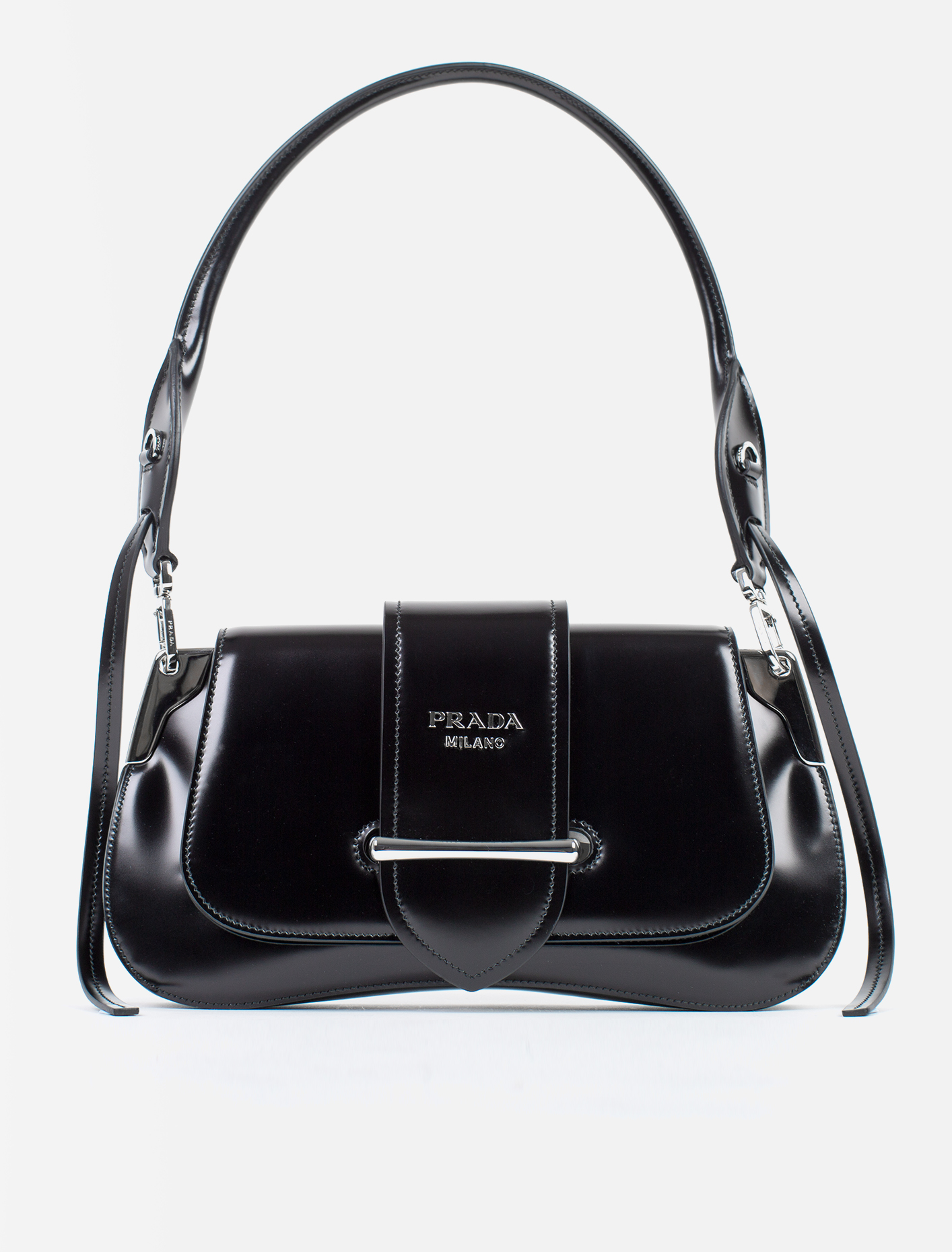 Preview  Prada Logo Handbag ... d0786a1974aee