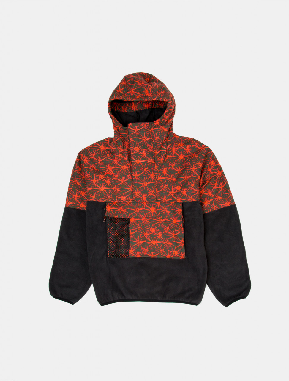 ACG Printed Light-Weight Fleece Jacket