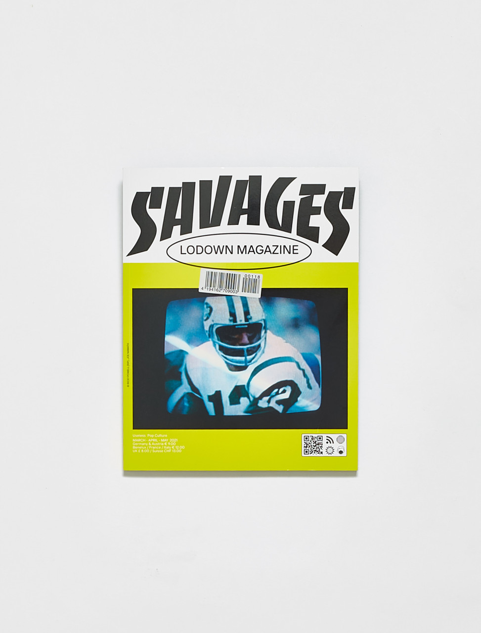 419416270900300118 LODOWN MAGAZINE SAVAGES