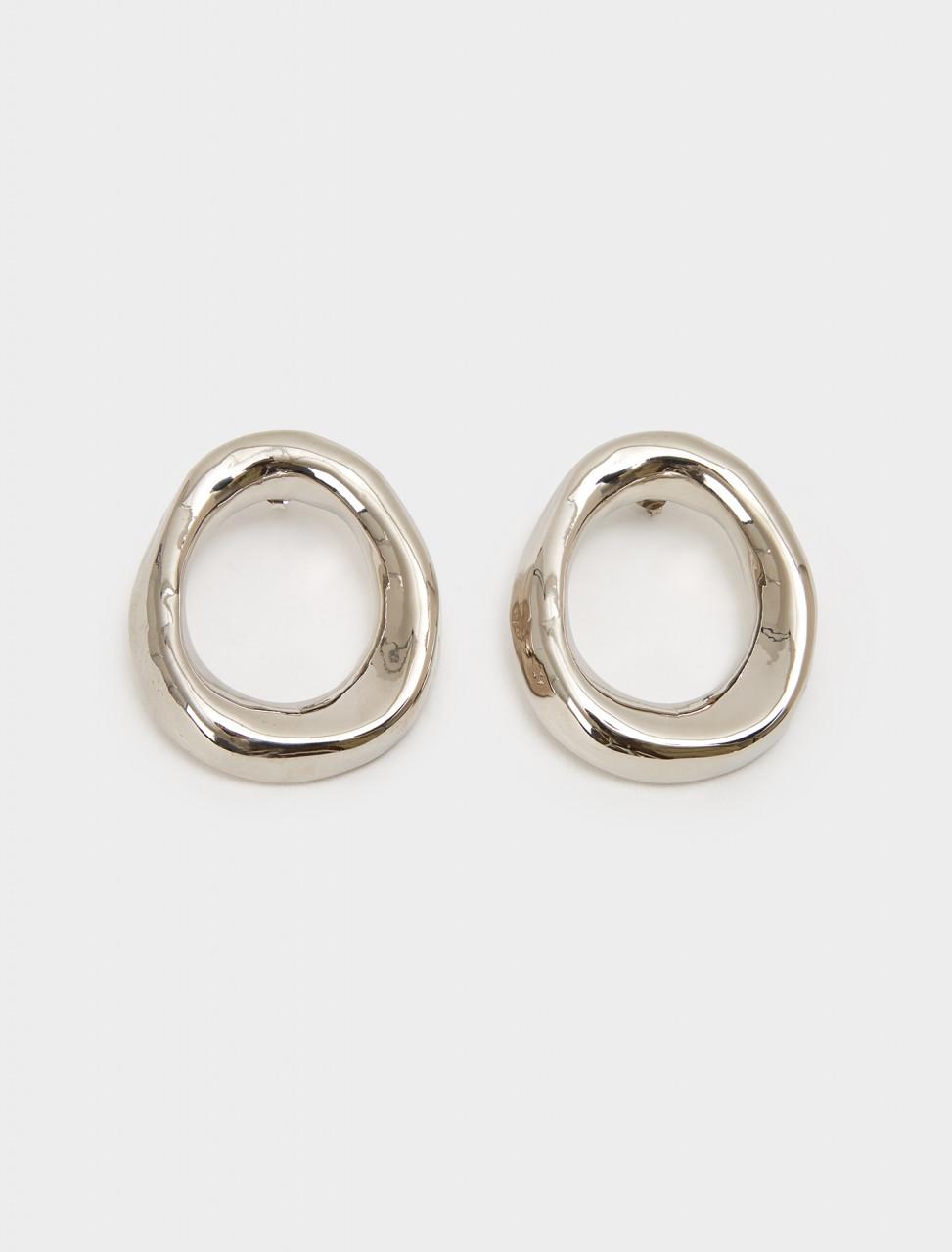 137-ORMV0244A0-M2000-00N29 MARNI LARGE CIRCLE EARRINGS