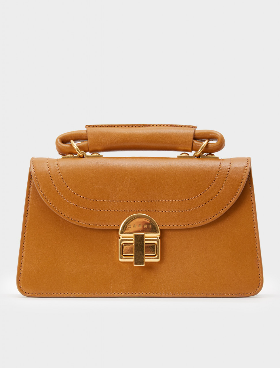 137-BMMP0043Y1-P3430-00W74 MARNI HAND BAG WINTER WHEAT