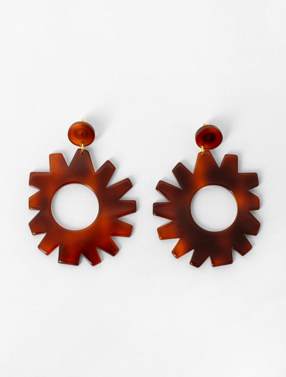 Girasol Earring