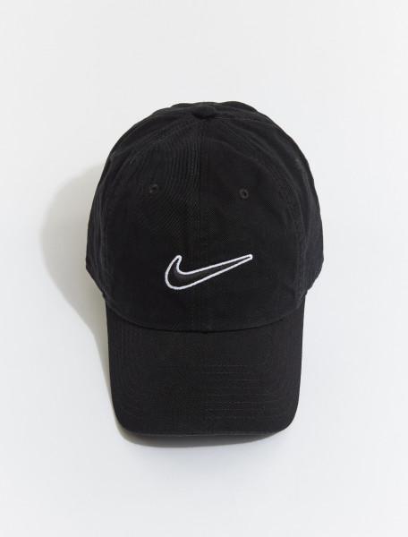 149-943091-010 NIKE HERITAGE 86 CAP IN BLACK