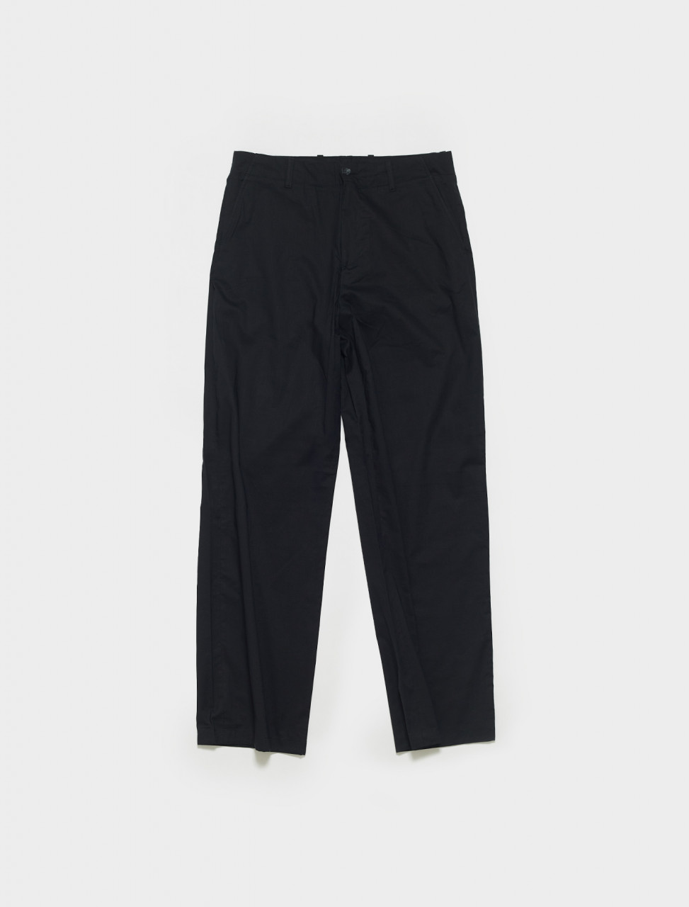 M2204BBL OUR LEGACY BORROWED CHINO IN BLACK VOILE