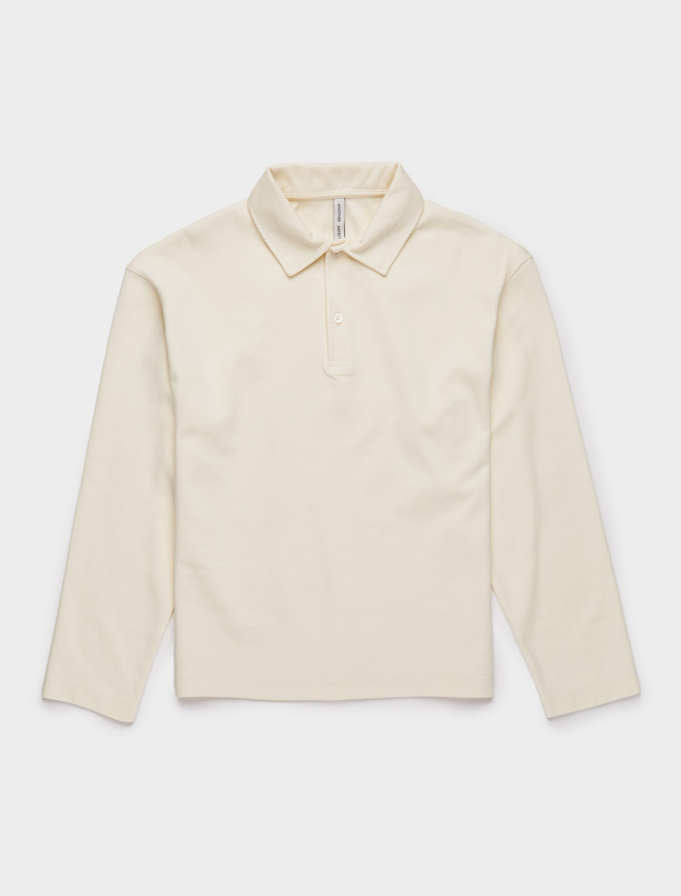 344-123463-008 ANOTHER ASPECT ANOTHER SWEATSHIRT POLO 1.0 SWEET CORN