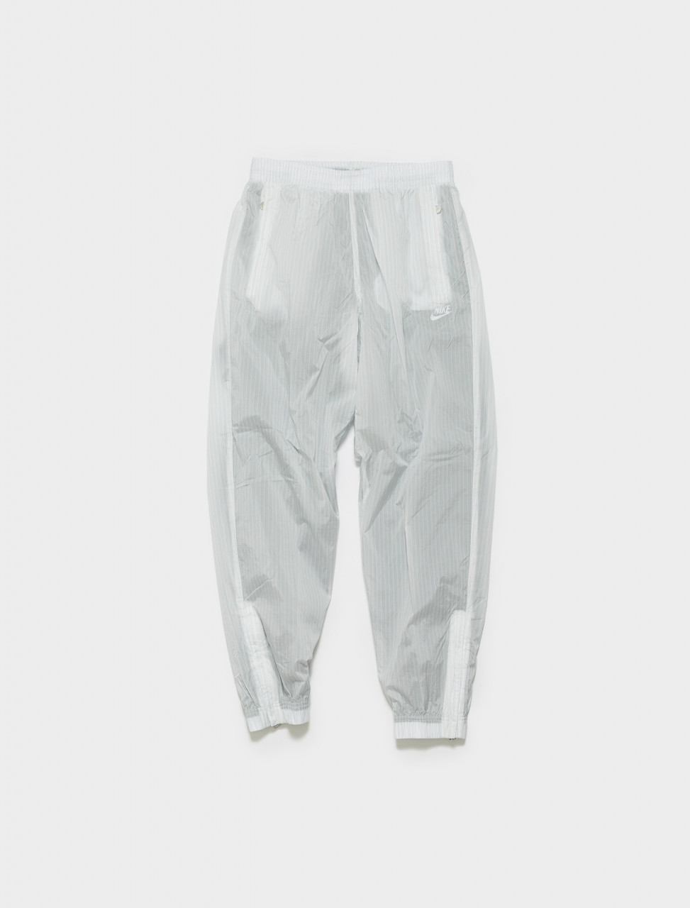 DH6585-100 NIKE X KIM JONES TRACK PANTS IN WHITE