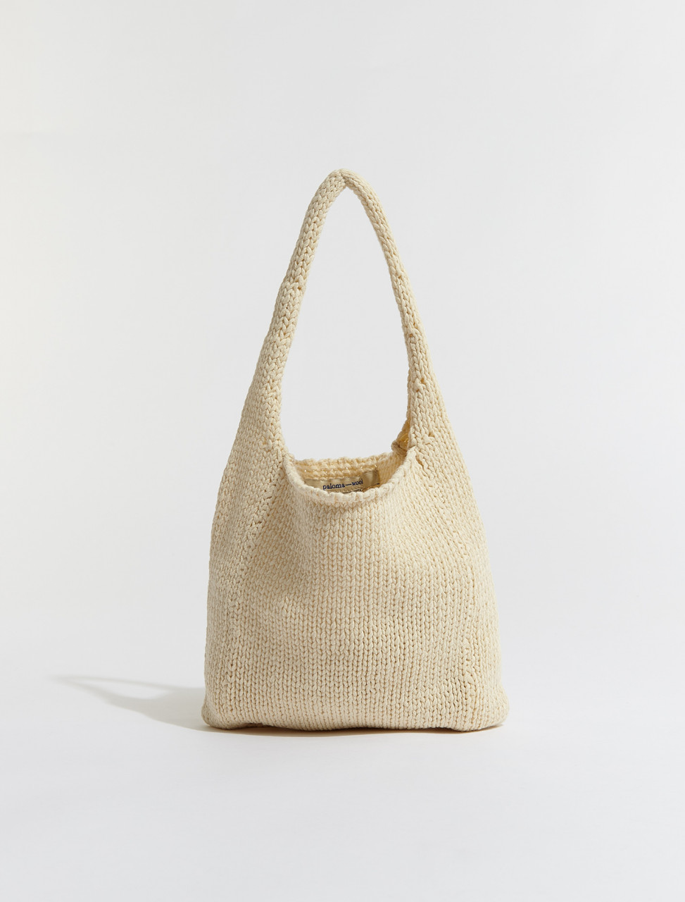 PBM010-620 PALOMA WOOL PIDGEY BAG IN BEIGE