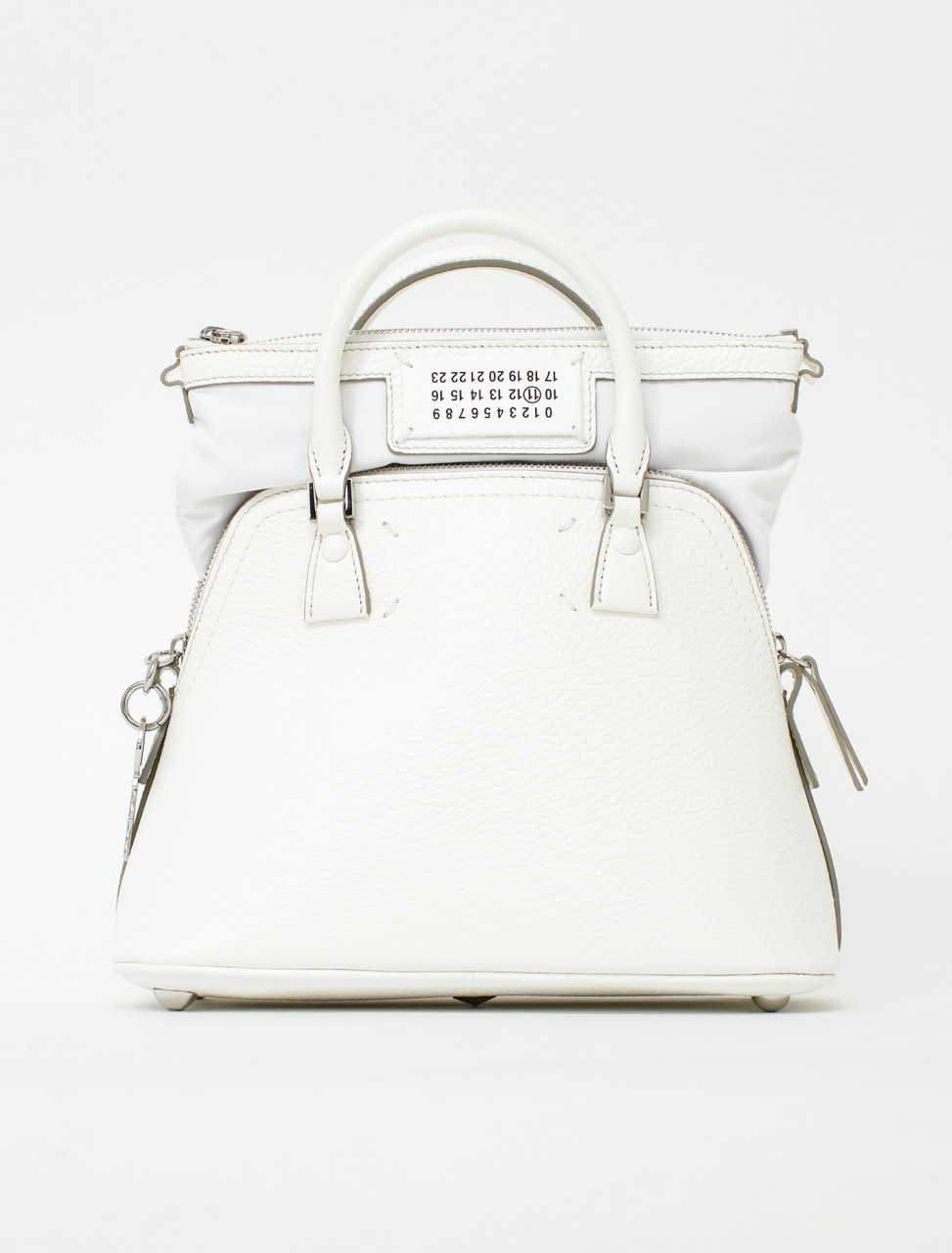 5AC Handbag in White