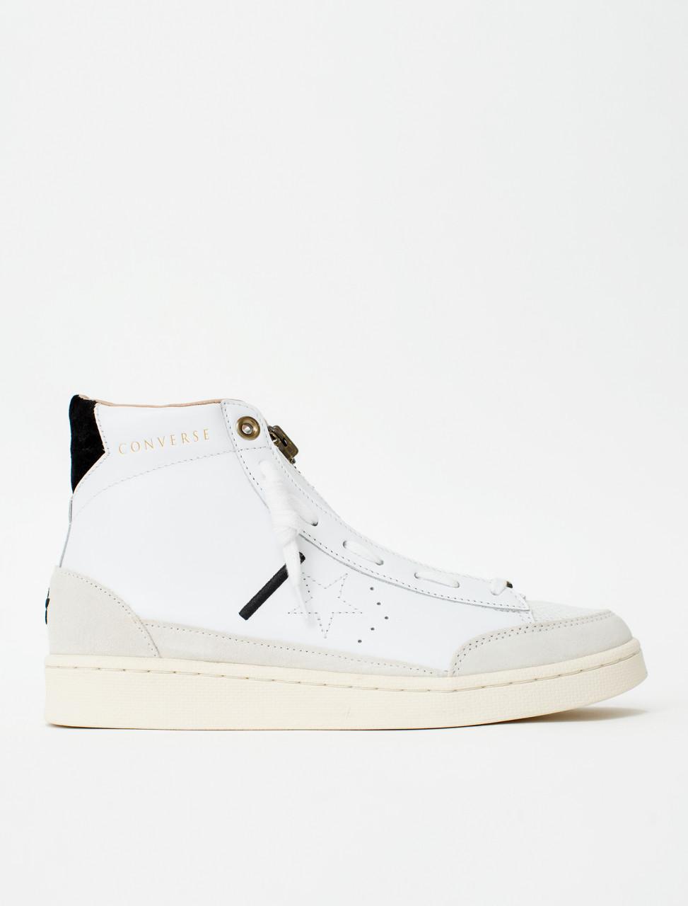 x IBN Jasper Pro Leather Mid Sneaker