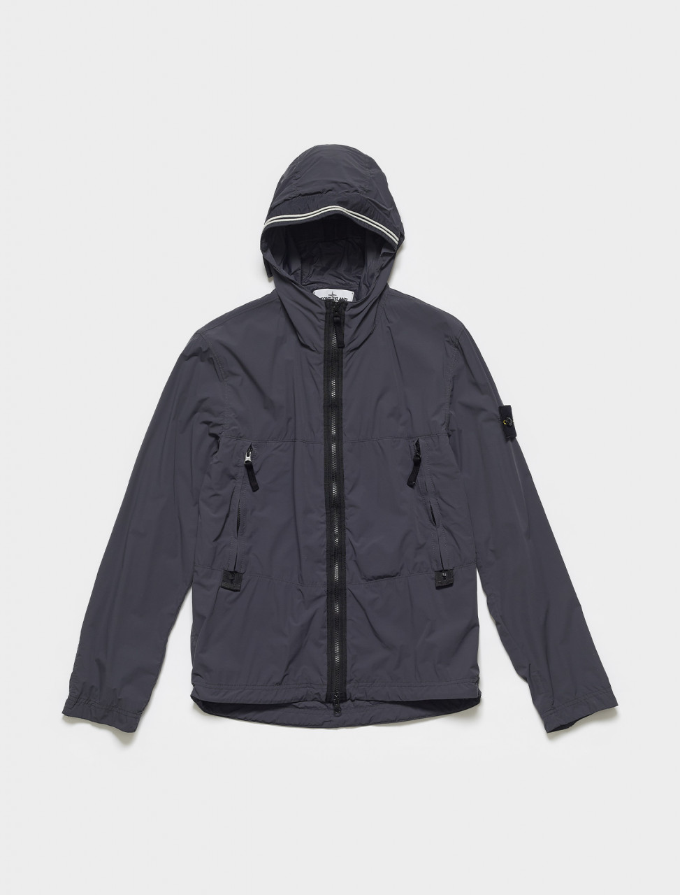 741540131 STONE ISLAND JACKET IN ANTHRACITE