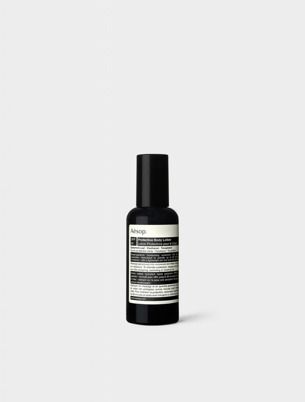 ABM15EU Aesop Protective Body Lotion SPF50 150mL