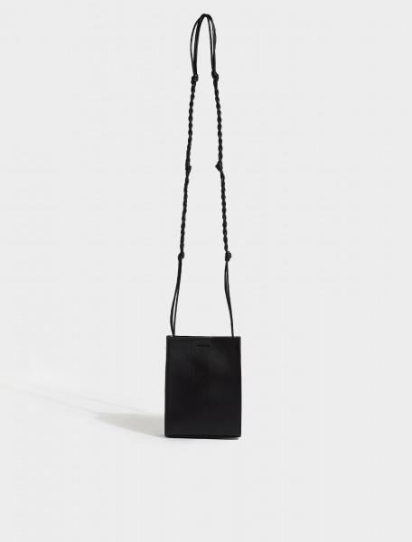 JSMS853173-MSB00035N-001 JIL SANDER TANGLE SMALL BAG IN BLACK