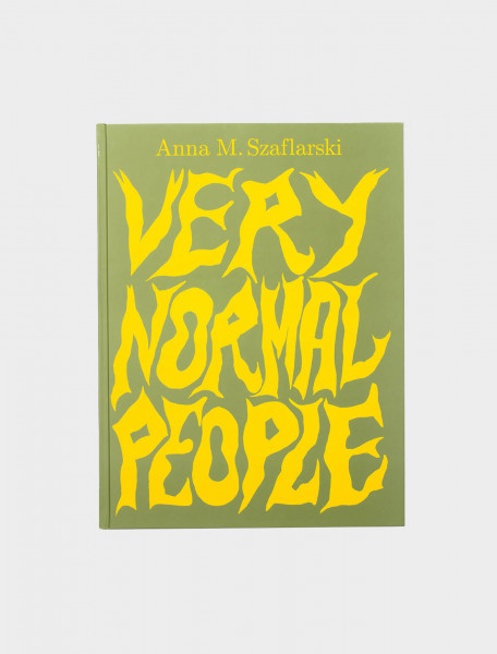9783964360151  VERY NORMAL PEOPLE Anna Szaflarski
