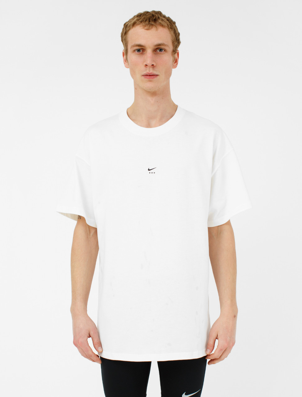 x MMW Short Sleeve T-Shirt in White