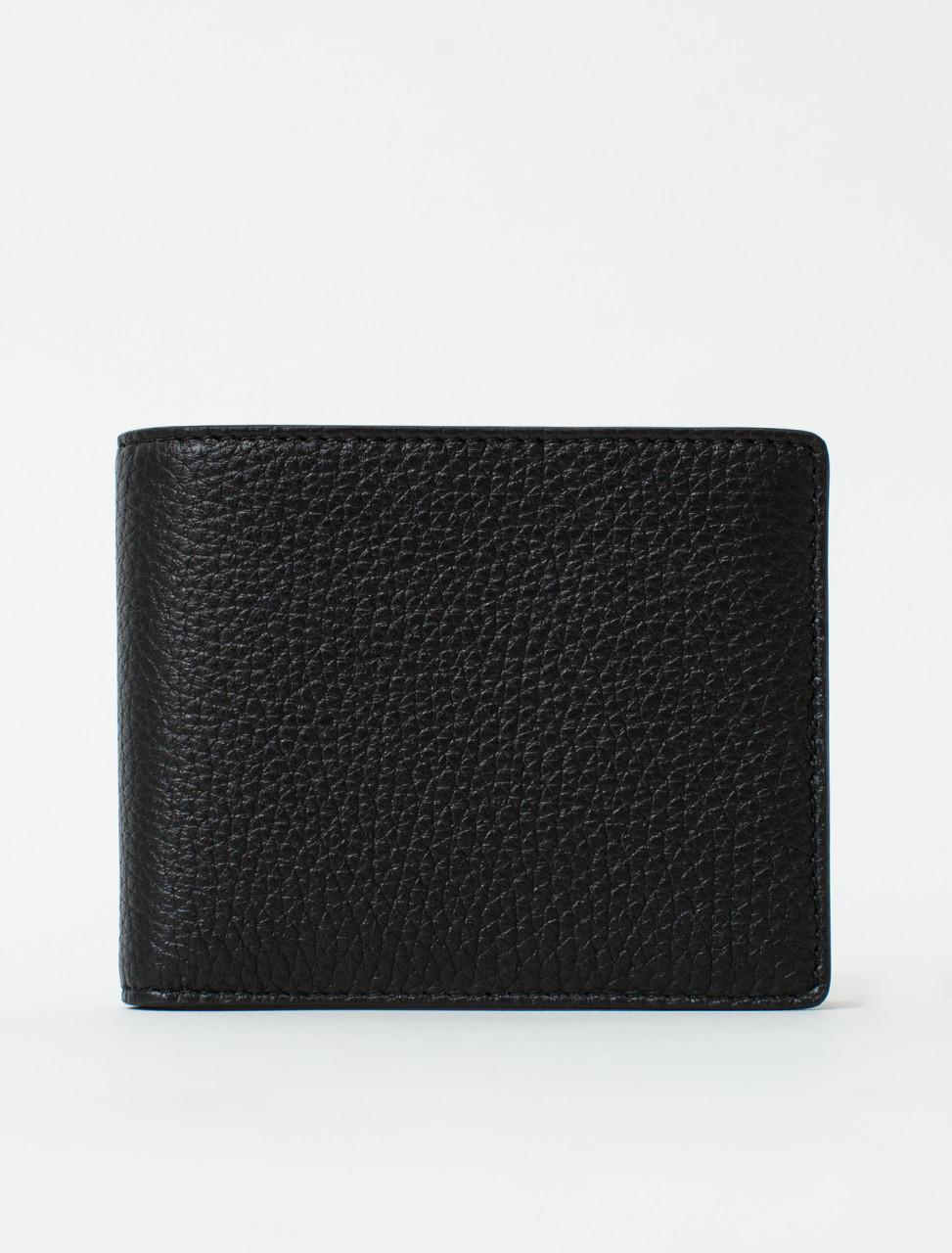 Bi-Fold Wallet in Black