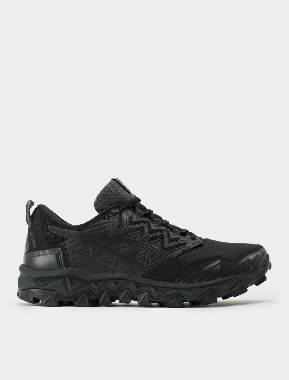 Asics Gel-FujiTrabuco 8 G-TX Sneaker in Black