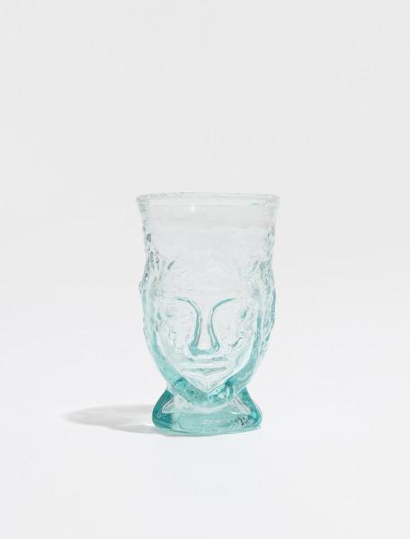 87DTRANSPARENT LA SOUFFLERIE TÊTE GLASS IN TRANSPARENT