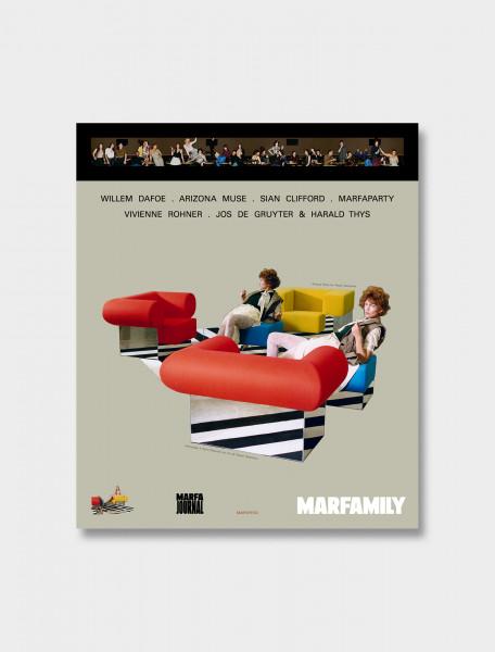 Marfa Journal. MARFAMILY Issue #6.