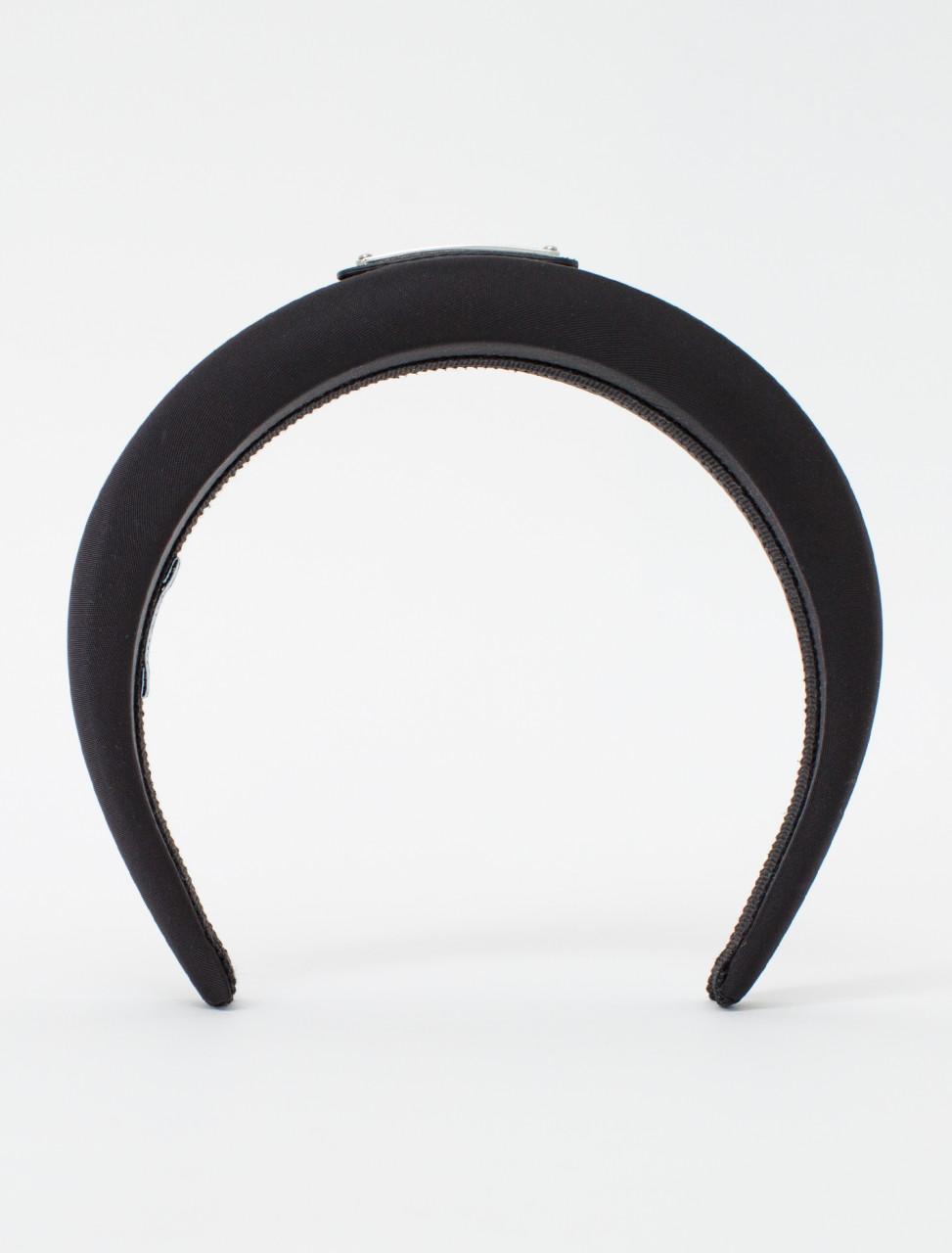Fabric Headband in Black