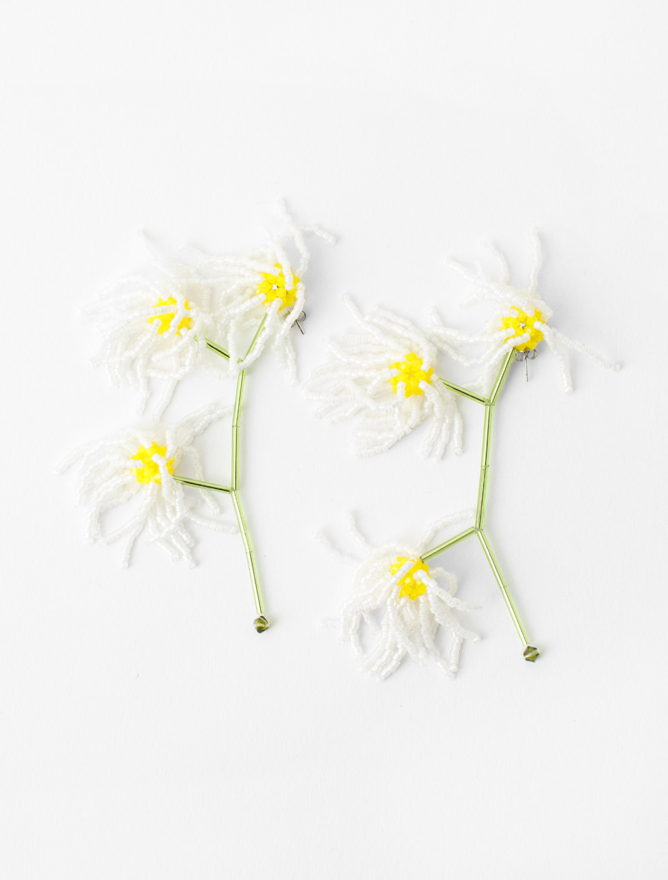 Bellis Perennis Earrings
